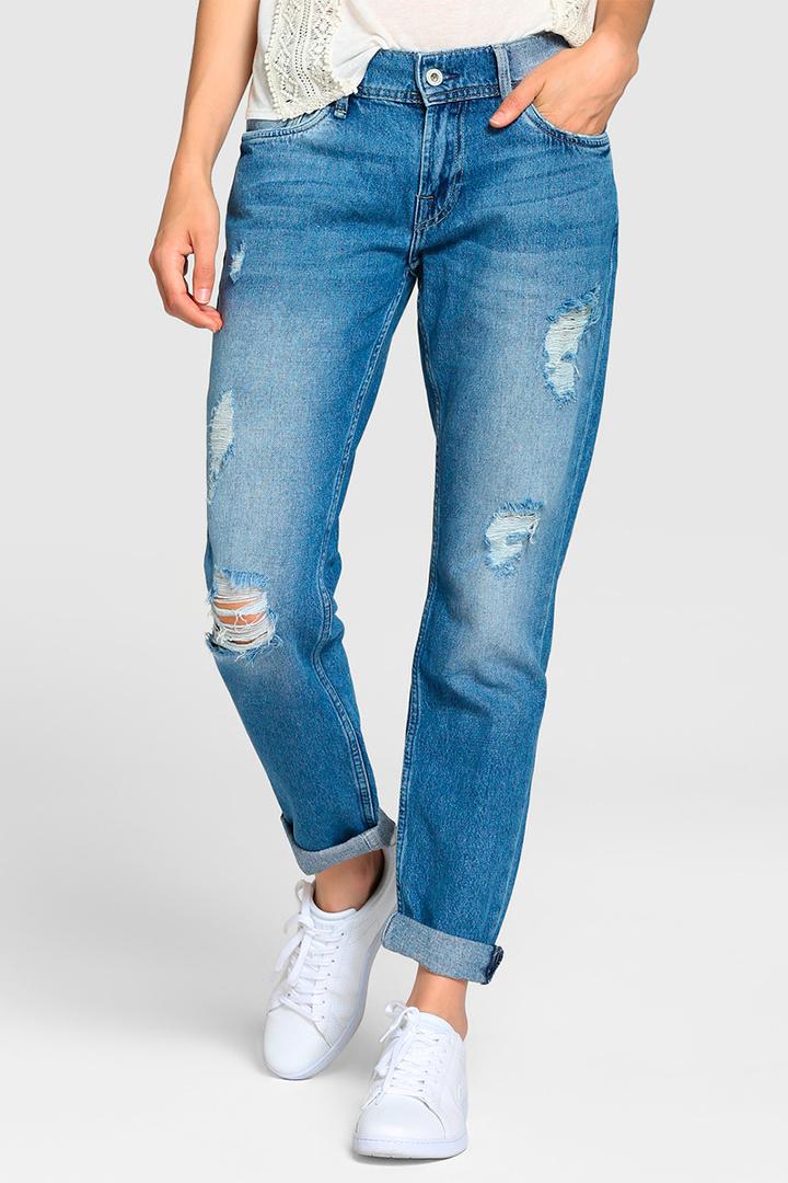 Pantalones vaqueros boyfriend de Pepe Jeans