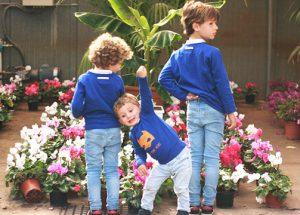 Pantalones pitillo para niños