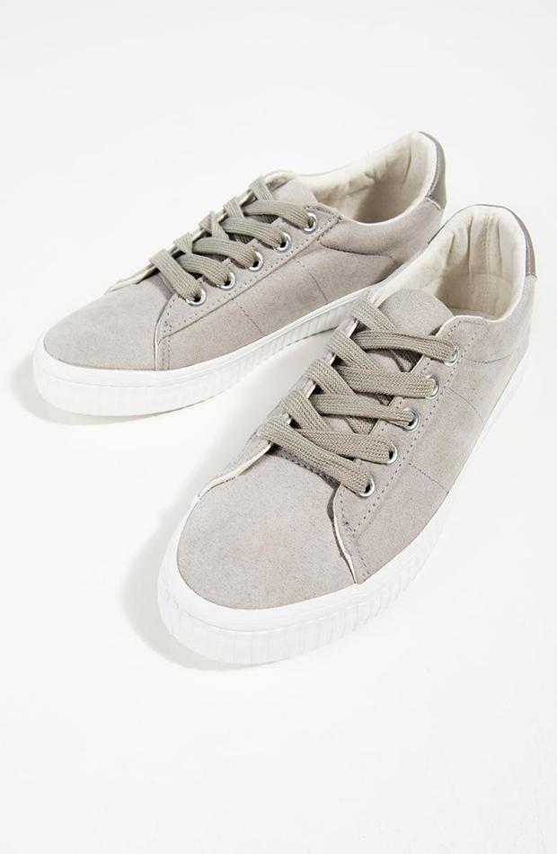 Basic Sneakers de Parfois: sneakers looks oficina