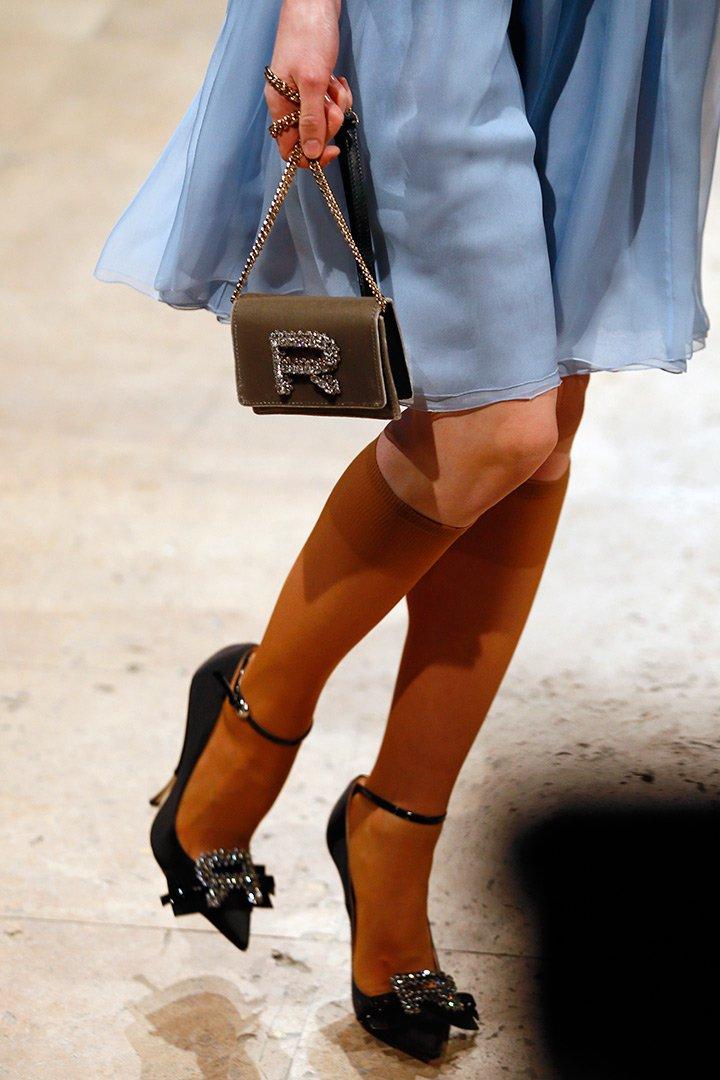 Paris Fashion Week Rochas