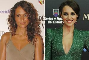 El antes y el después de las famosas