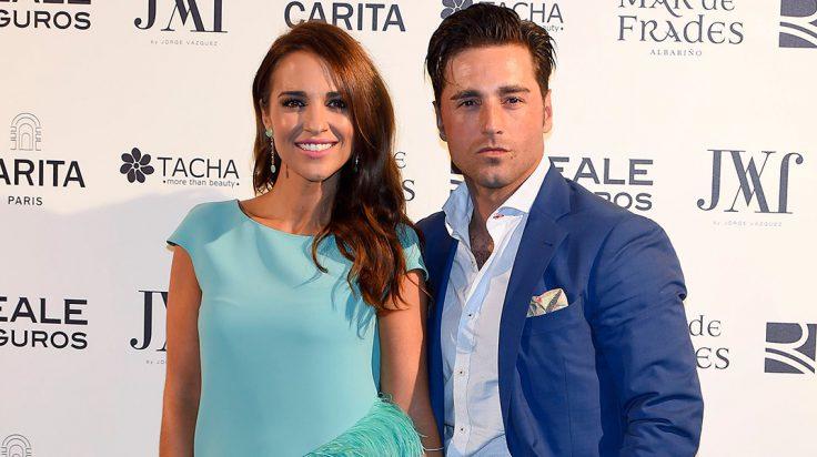 Paula Echevarria y David Bustamante