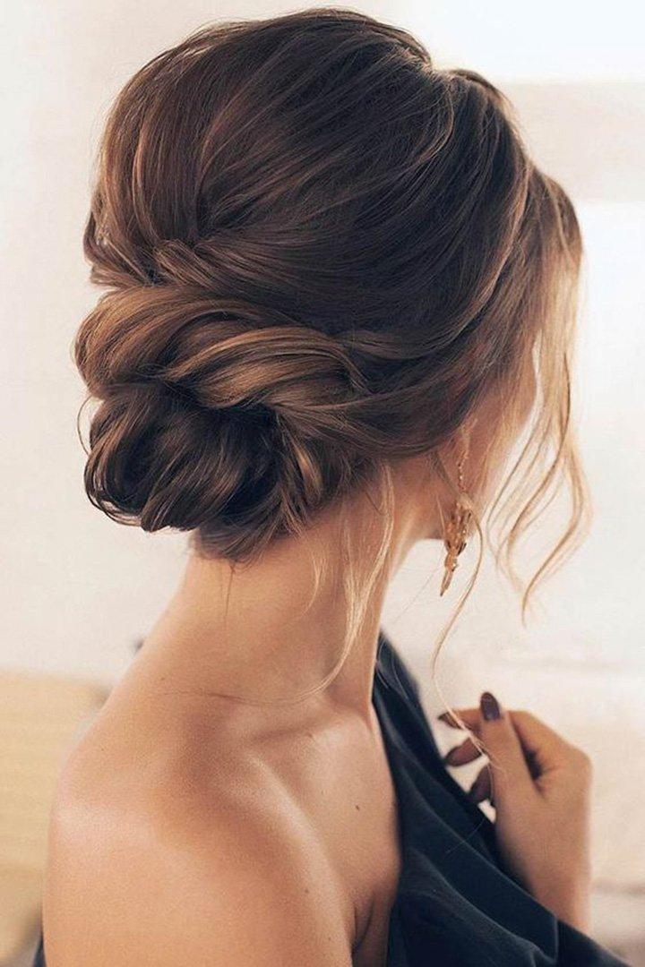Los Peinados Que Triunfan Entre Las Invitadas Del 2018