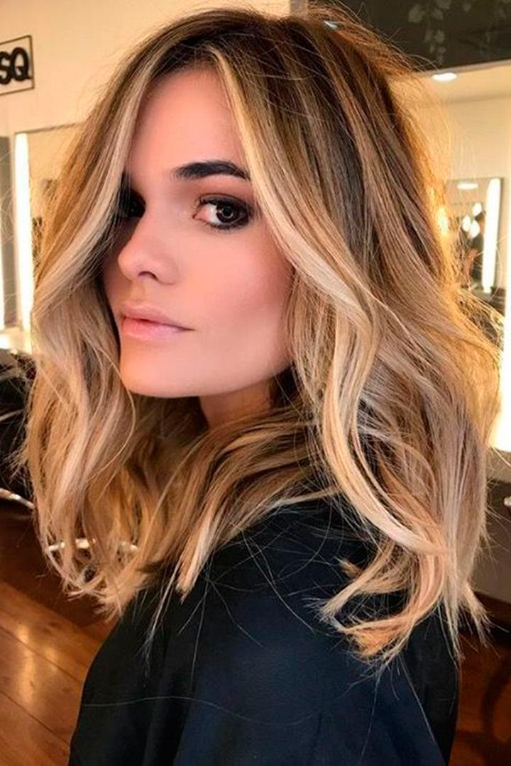 Fascinante peinados pinterest Fotos de cortes de pelo tendencias - 80 peinados Pinterest para esta primavera - Moda- StyleLovely