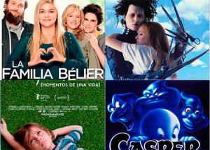 Las películas familiares que animarán tu sobremesa navideña