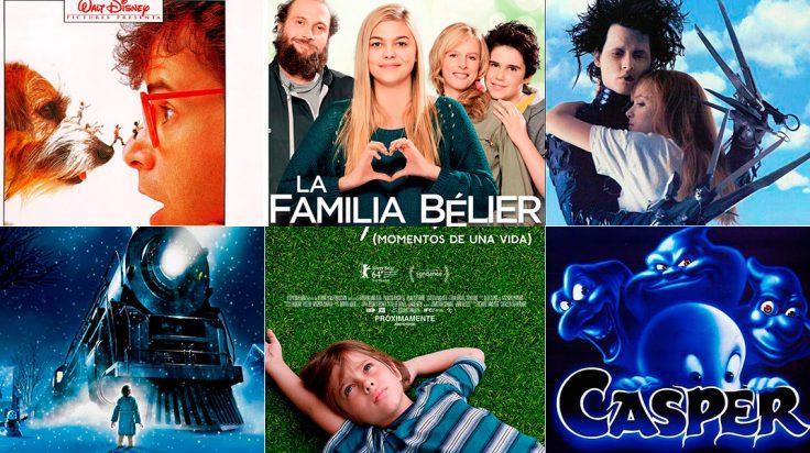 Películas familiares