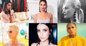 La marca de pendientes de las celebrities