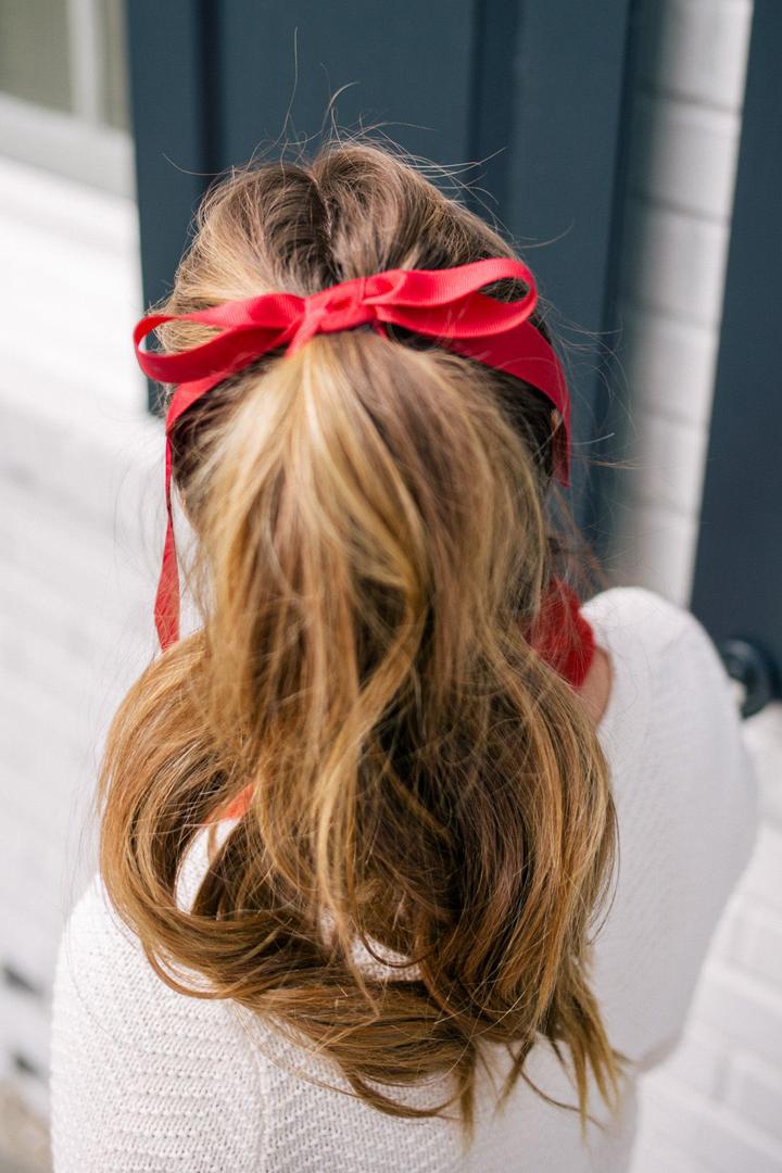 Lazos: peinados invitada verano 2018