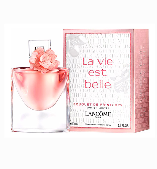 perfumes de verano lancome