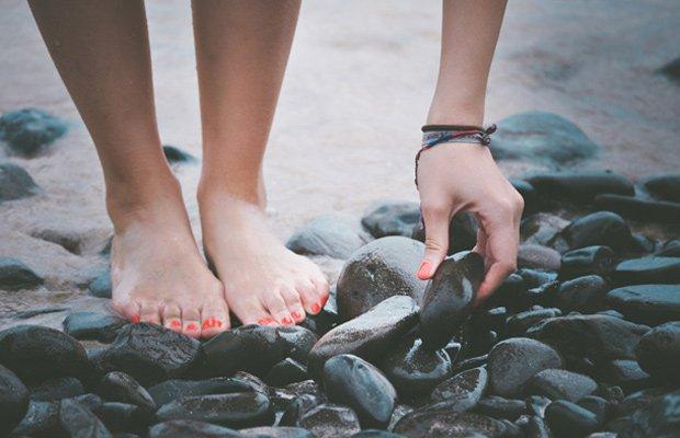 Cuidados para los pies en verano