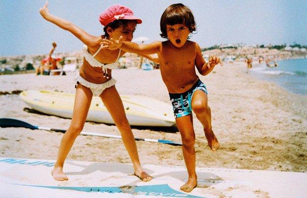 Planes de verano para niños