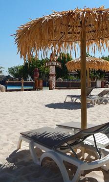 Disfruta del sol y la arena en las playas de Madrid
