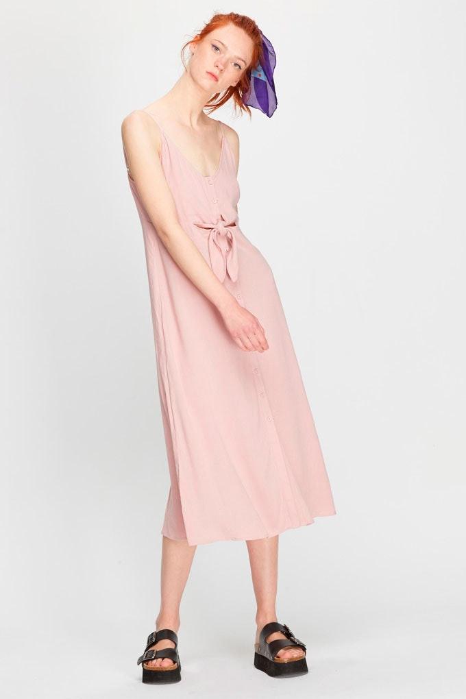 Vestidos versátiles en rosa