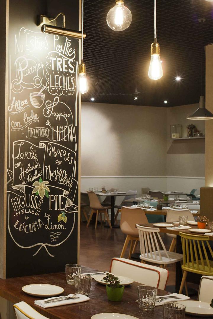 restaurantes exóticos madrid comida peruana