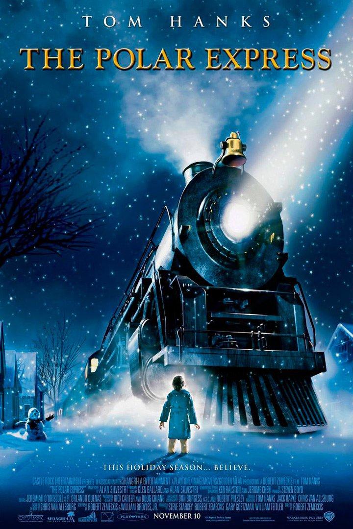 películas para ver en familia polar express