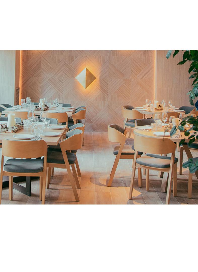 pomerania Restaurante en Madrid