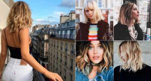 Las melenas midi más inspiradoras de Instagram