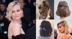 100 peinados de verano perfectos si llevas melena midi