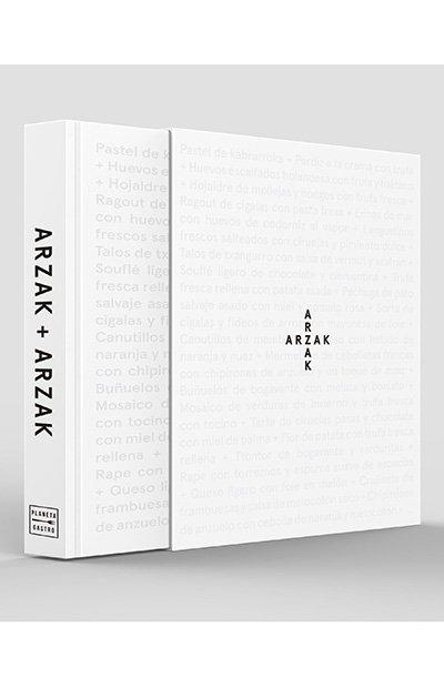 Libros de cocina: Arzak + Arzak