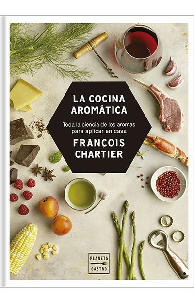 Libros de cocina: cocina aromática