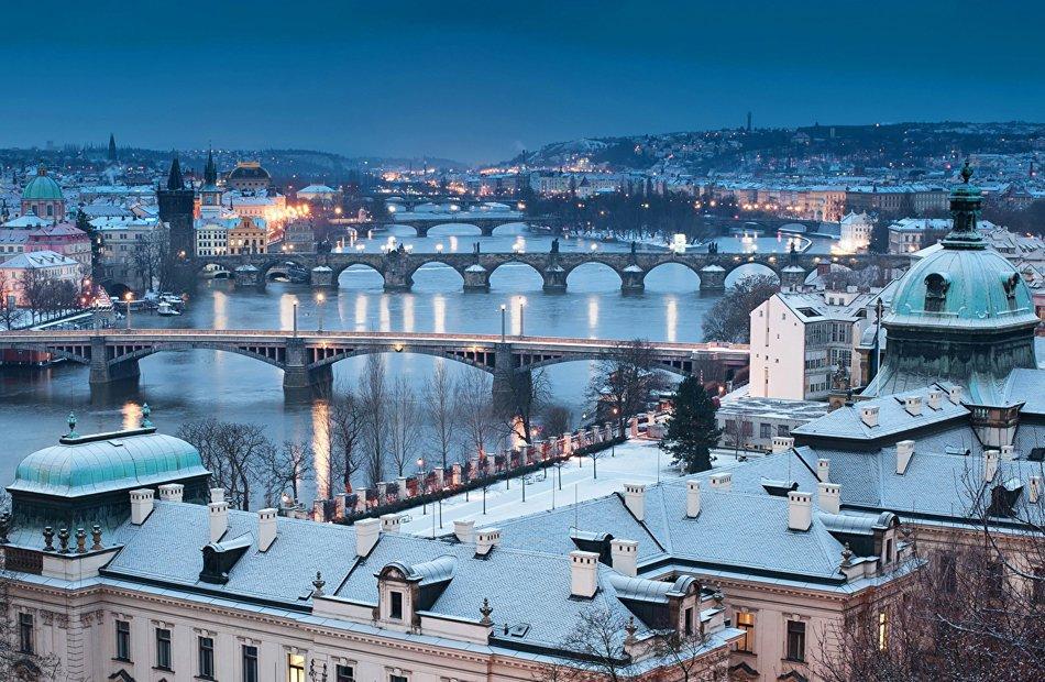 Praga: destinos viajar en invierno