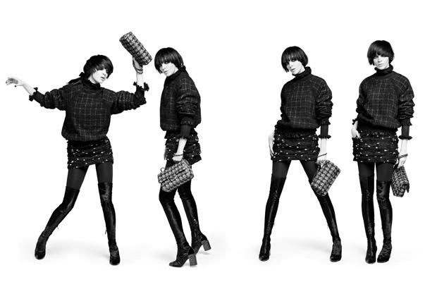 Pre-colección de Chanel