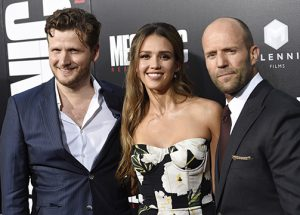 "Estreno ""Mechanic: Resurrection"""