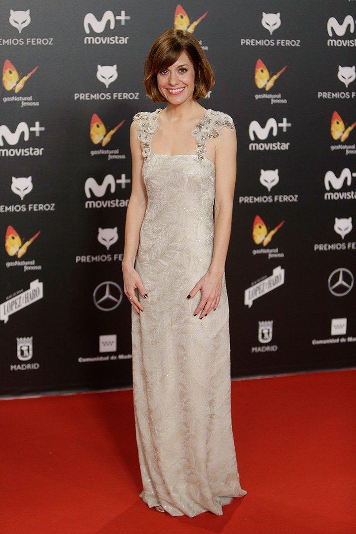 Premios Feroz 2018 Alexandra Jiménez