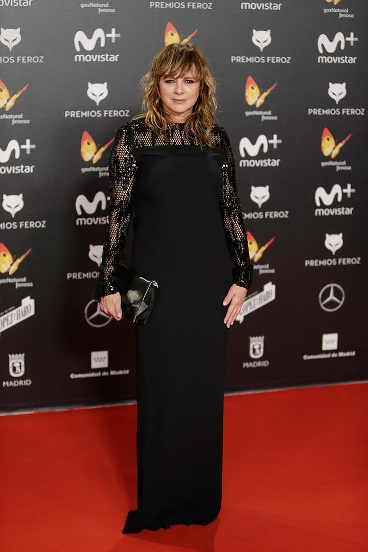 Premios Feroz 2018 Emma Suárez