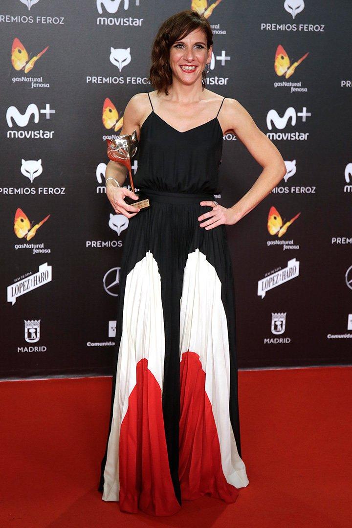 Premios Feroz 2018 Malena Alterio