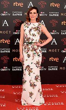 Mejor Actriz Premios Goya 2016