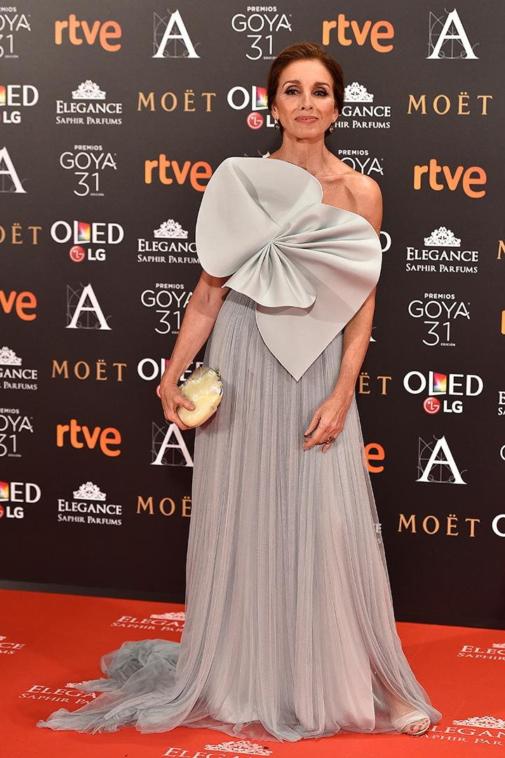 Premios Goya 2017 Ana Belen Goya de honor