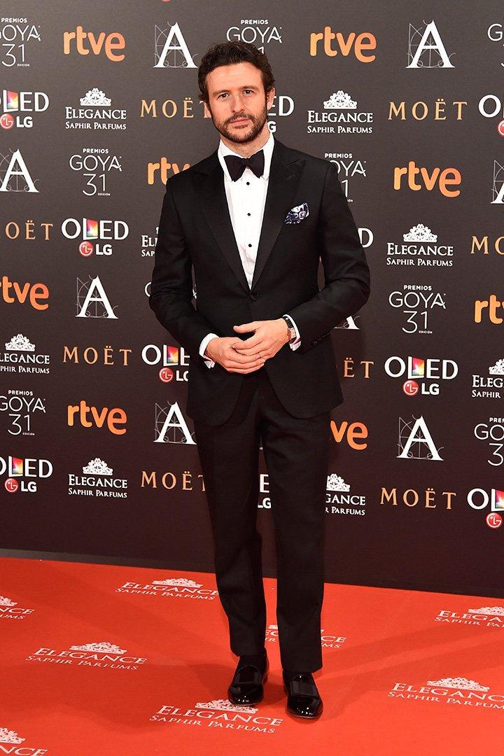 Premios Goya 2017 Diego Martín