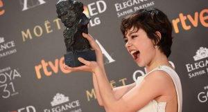 Todos los nominados a los Premios Goya 2018