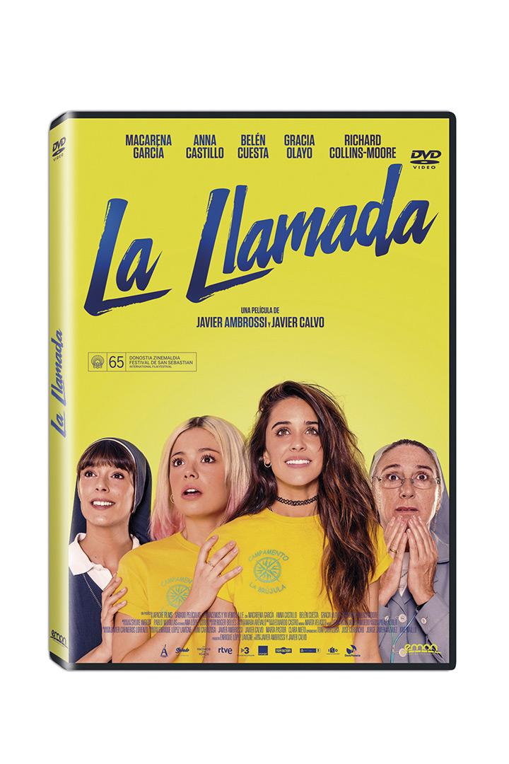 Premios Goya 2018  todas las películas nominadas en DVD 97ed35275825