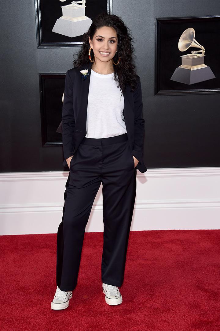 Premios Grammy 2018: Alessia Cara