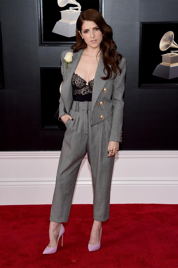 Premios Grammy 2018: Anna Kendrick