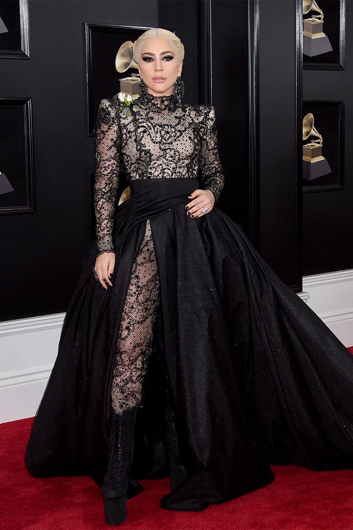 Premios Grammy 2018: Lady Gaga