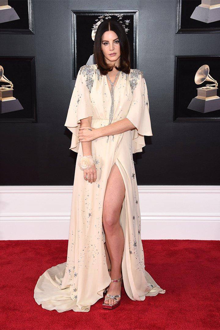 Premios Grammy 2018: Lana del Rey