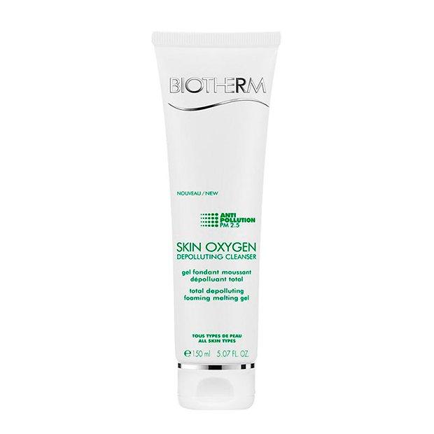Cosmética antipolución: Limpiador Facial Skin Oxygen