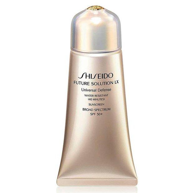 Cosmética antipolución de Shiseido