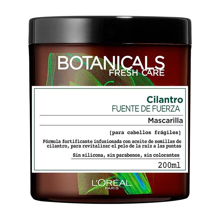 Productos para el cabello: Mascarilla Botanicals