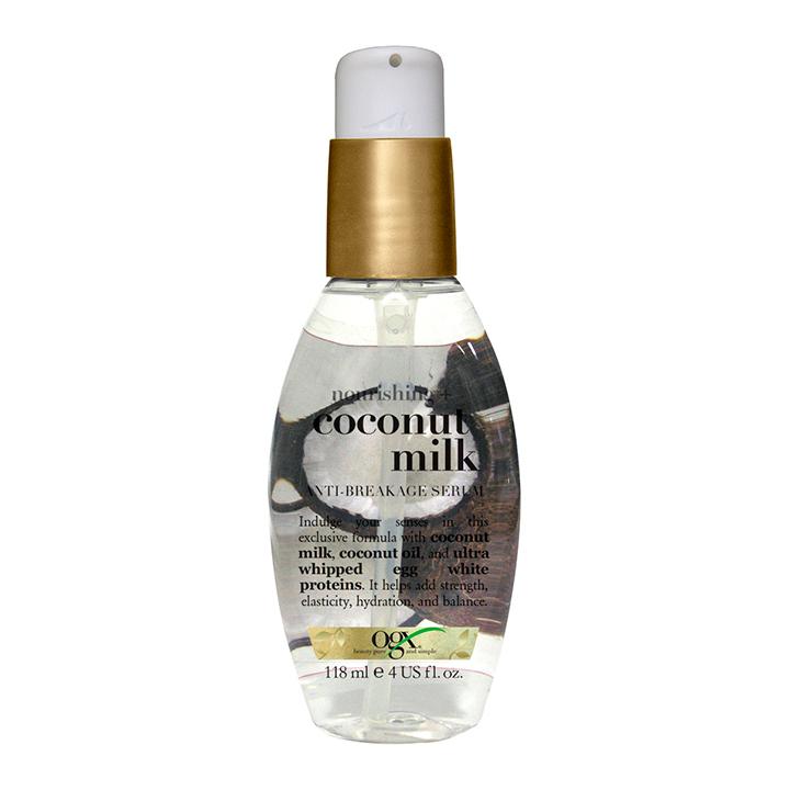 Productos para el cabello: Sérum Leche de Coco Ogx