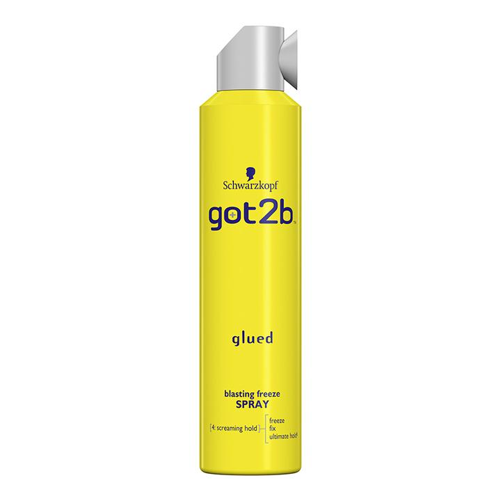 Productos para el cabello: Spray Efecto Congelante Déjalos de Piedra Got2B