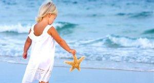 Los mejores cuidados para los peques en vacaciones