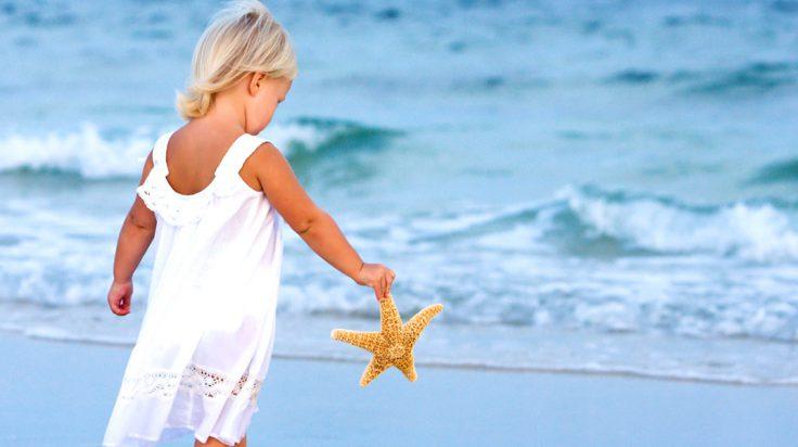 Proteccion de niños para el verano