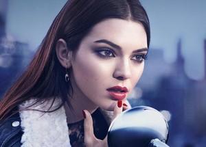 Kendall Jenner para Estée Lauder