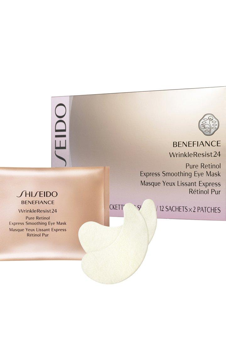 contorno ojos shiseido