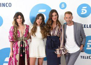 """Presentación del programa """"Quiero ser"""" en Telecinco"""