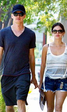 Rachel Bilson y Hayden Christensen rompen después de diez años